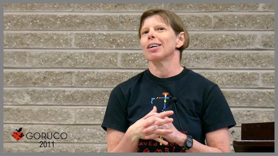 Sandi Metz at GORUCO 2011